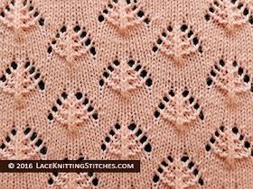 Lace Chart #17