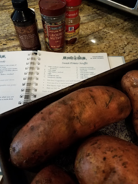 North Carolina is a top producing Sweet Potato state