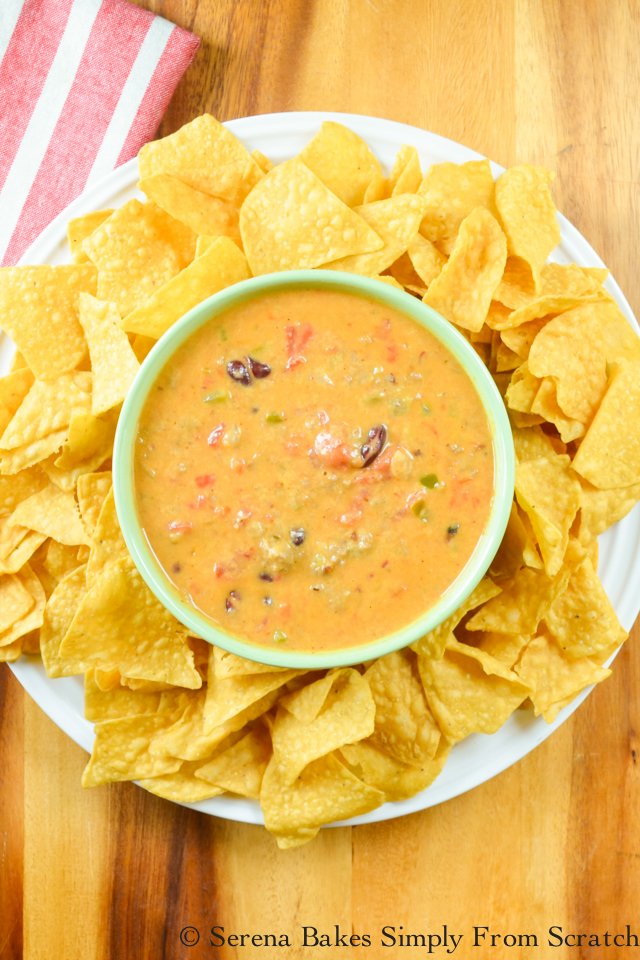 Chili Queso Dip Recipe