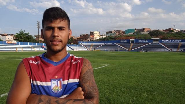 Vitória divulga 23 nomes para o Campeonato Pernambucano c781affa29a14