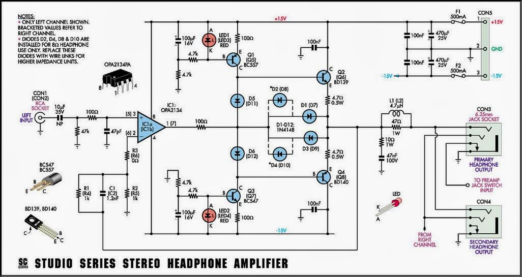 150w Power Amp - Auto Electrical Wiring Diagram on