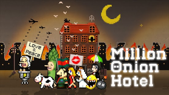 Million Onion Hotel Apk Free on Android Game Download