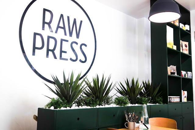 Raw Press Juice Cafe
