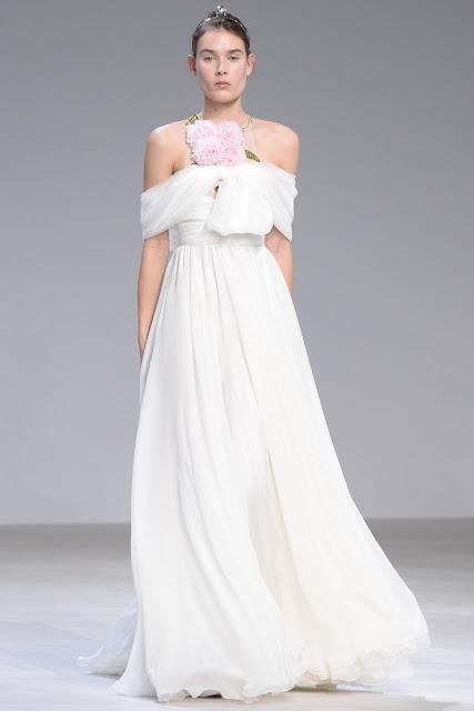 GiambattistaValli Couture SS 2016 collection