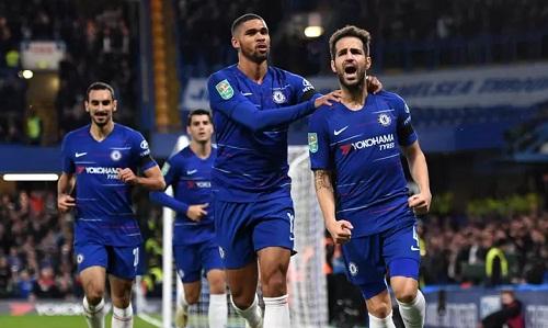 Chelsea vs Derby County