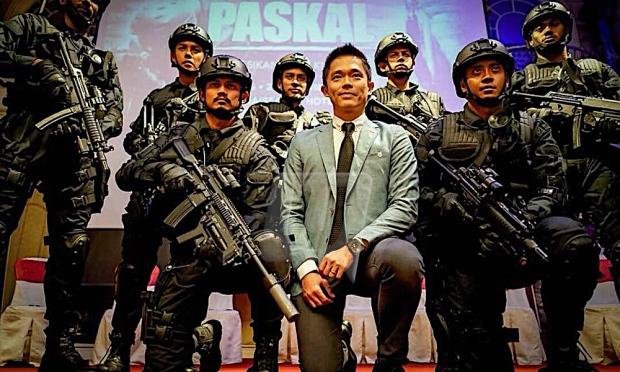 Review Film: PASKAL Filem Aksi Ketenteraan Malaysia Terbaik 2018 Setanding Filem Antarabangsa