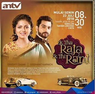 Sinopsis Ek Tha Raja Ek Thi Rani Episode 40 (Versi ANTV)