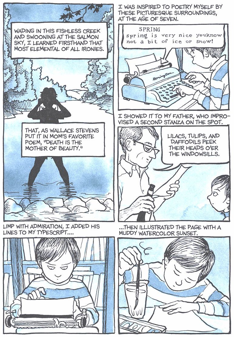 Read Fun Home: A Family Tragicomic - Chapter 5, Page 8