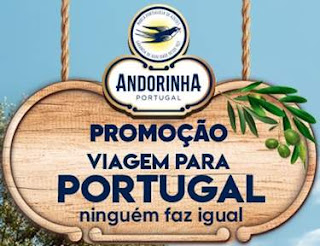 Cadastrar Promoção Andorinha Azeites 2018 Viagem Portugal