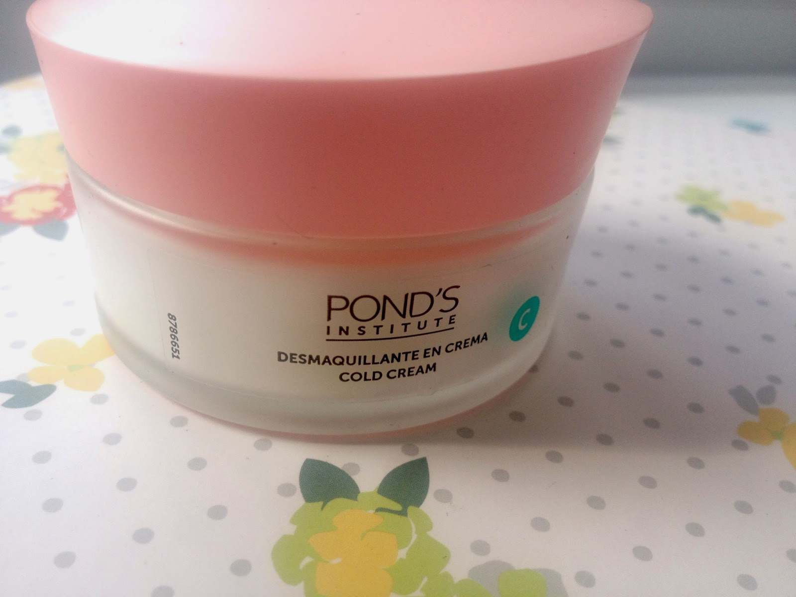 Pond's Institute Cleansing Cold Cream Cleanser