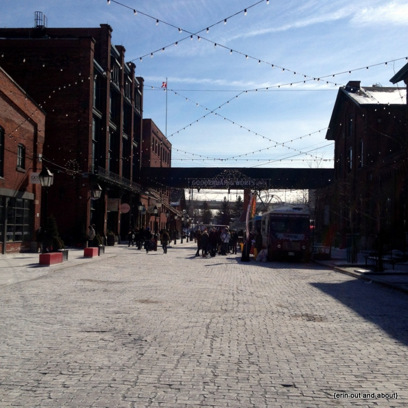 {Erin Out and About} Places to Chill in Toronto: Distillery District
