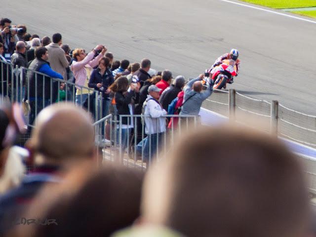 Dani Pedrosa, MotoGP Valencia