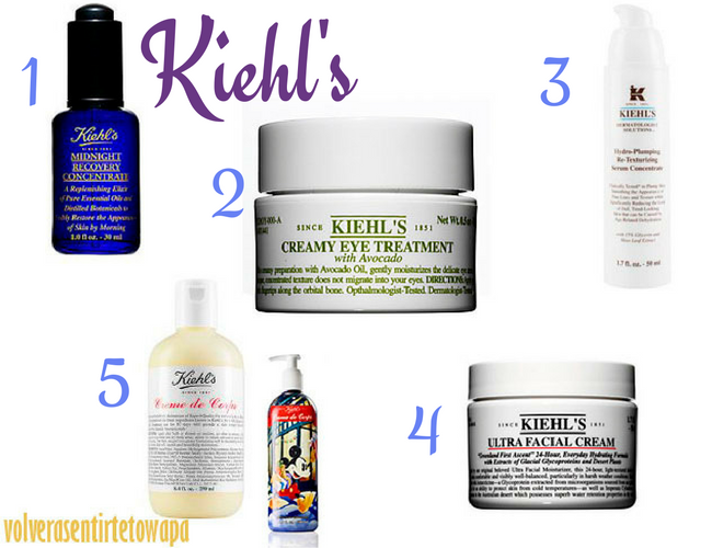 Descuentos del Black Friday en Kiehl's