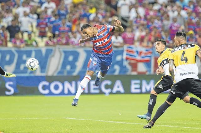 """""""Um passe, um gol, um triunfo de cada vez"""""""