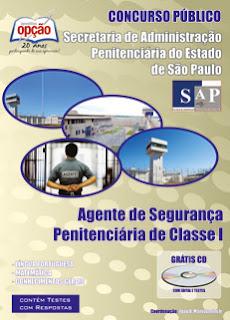 Apostila concurso SAP-SP
