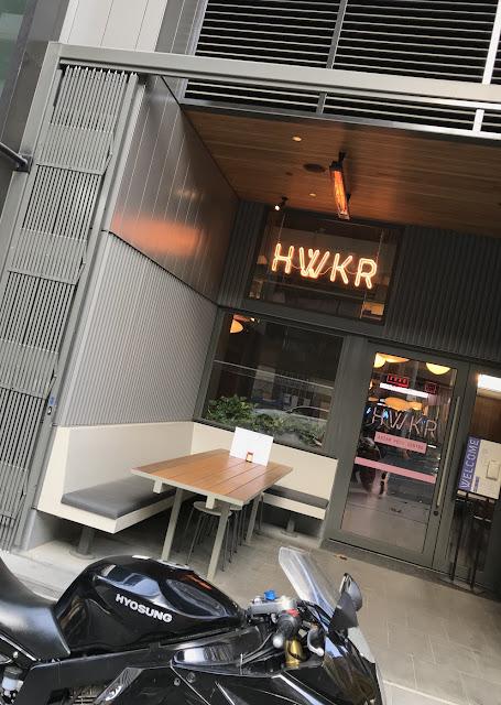 HWKR, Melbourne