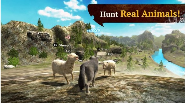 The Wolf Mod Apk v1.1 (Unlimited Money)