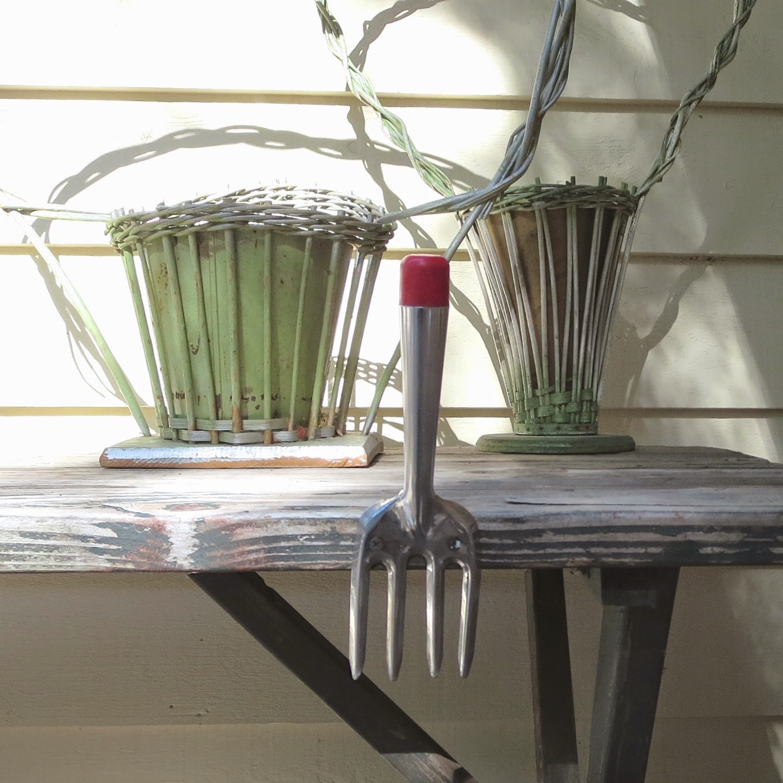 Garden Hose Solutions: Anything Goes Here: Diy Garden Hose Holder. A Simple
