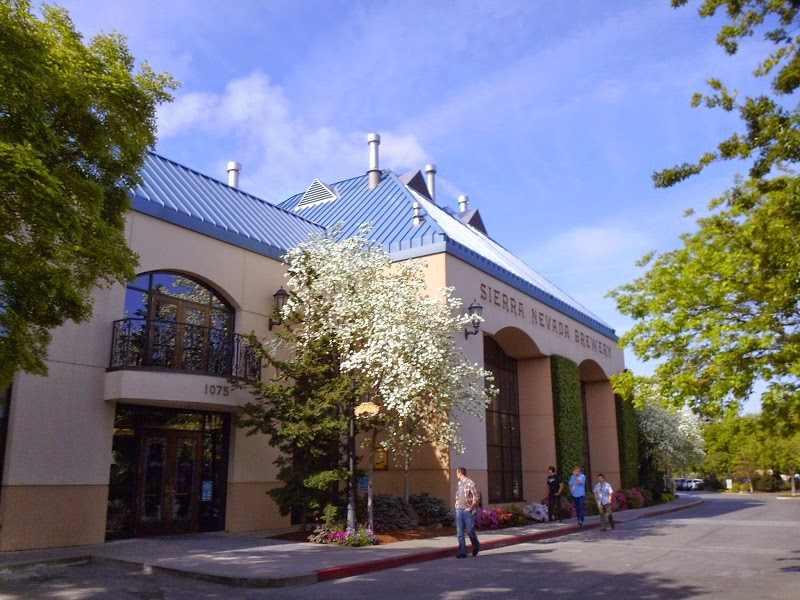 Sierra Nevada Brewing Company building