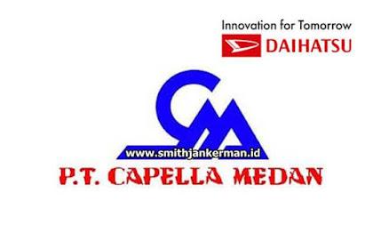 Lowongan Kerja Pekanbaru : PT. Capella Medan Desember 2017