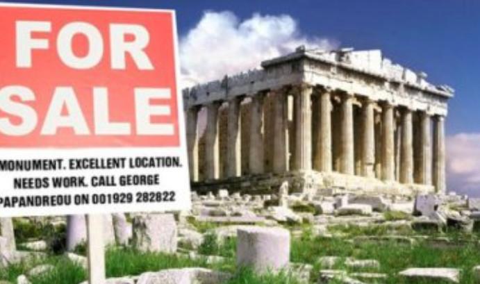 Οι Συριζαίοι θα ξεπουλήσουν και την… Ακρόπολη – Αντιδρούν οι αρχαιολόγοι στη μεταβίβαση των μνημείων της χώρας στο Υπερταμείο