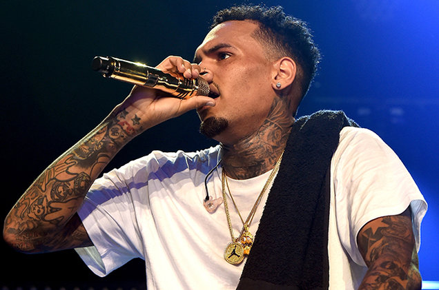 Chris Brown In Hot Soup After Being Accused Of Raping A 24yr Old Lady In Paris
