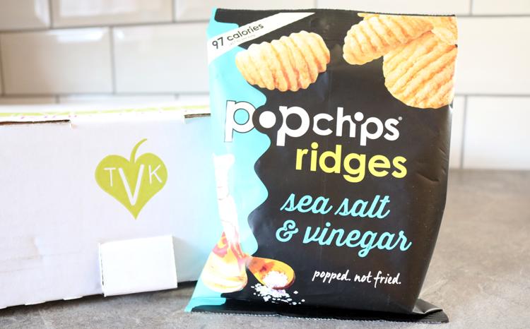 Pop Chips Sea Salt & Vinegar Ridges