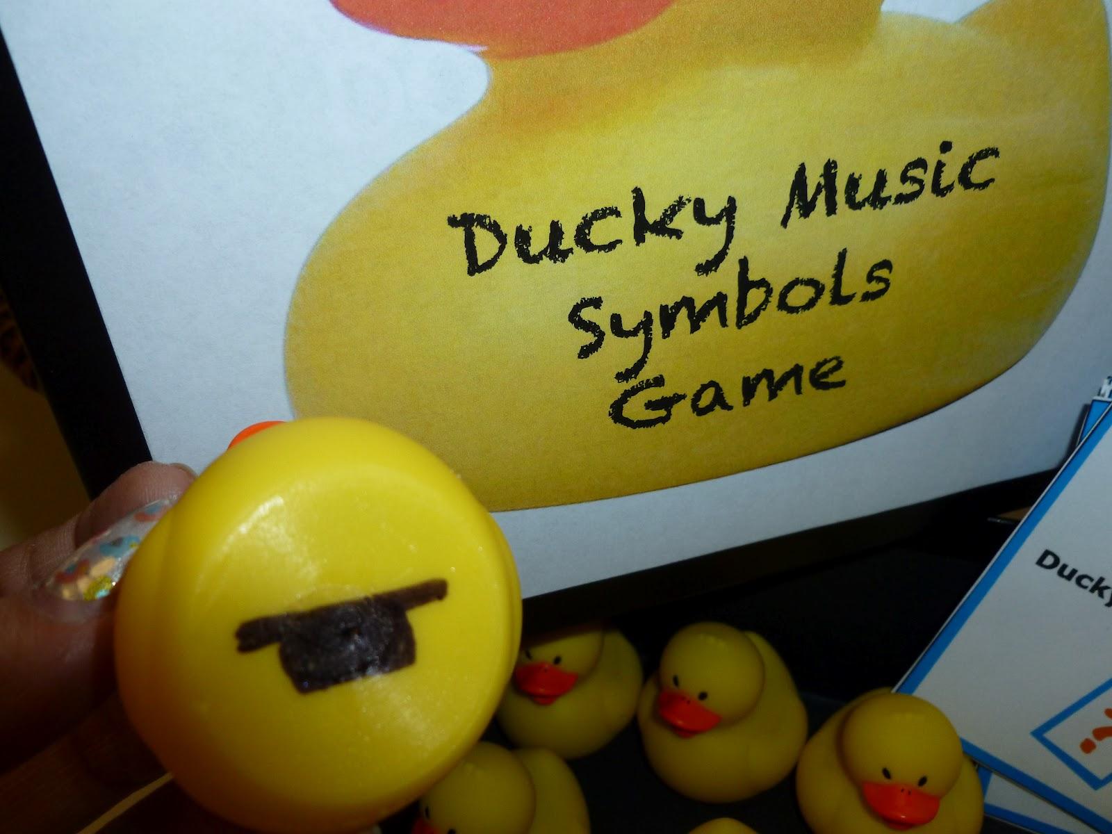 Class music games