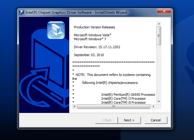 Intel Display Driver For Windows 10 64 Bit Download