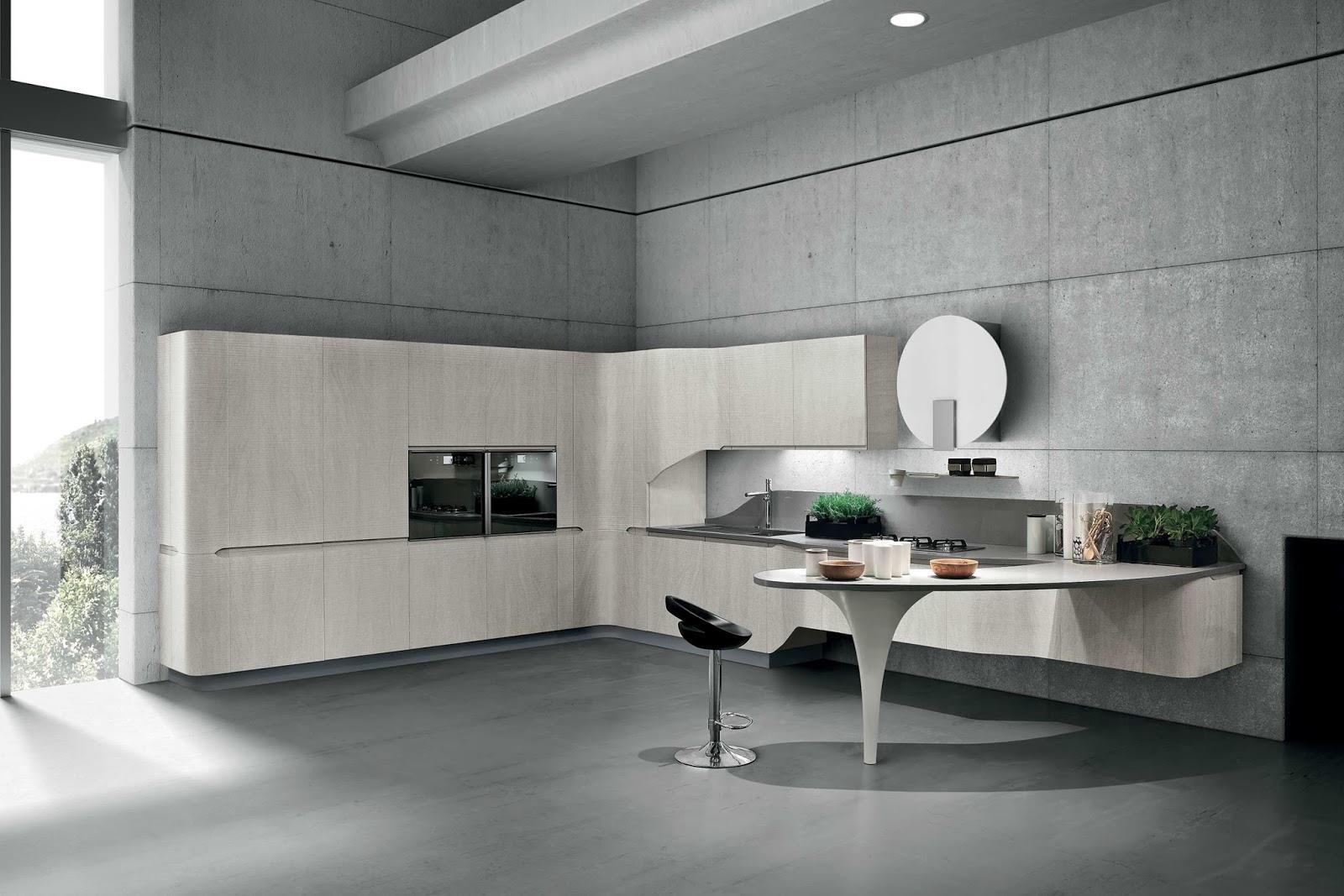 Cucine moderne le migliori soluzioni per arredare la tua for Cose di casa cucine