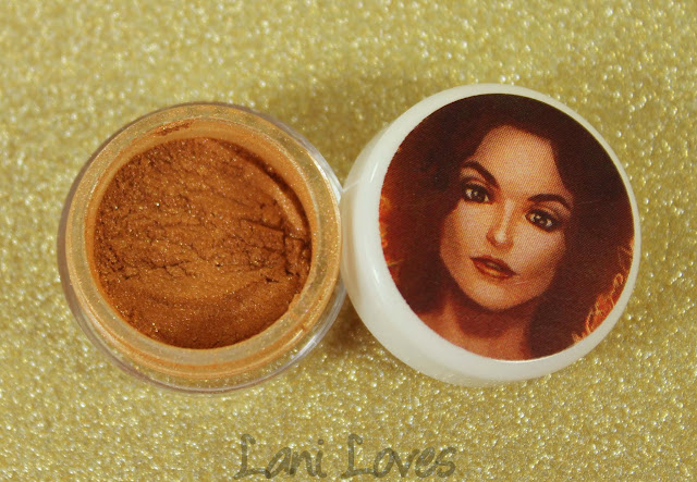 Darling Girl There Is No Dana Eyeshadow Swatches & Review
