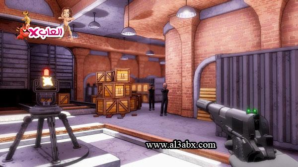 تنزيل لعبة Agent 9 برابط واحد مباشر