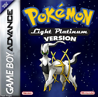 Pokémon Light Platinum Version: PT/BR