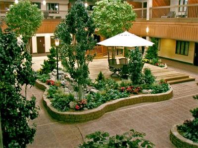 Landscape Ideas By Nicocado Interior Landscape Design