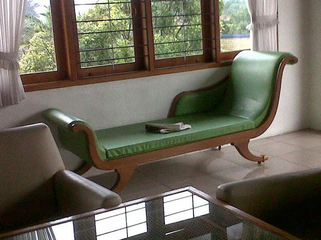 Bangku Males Villa