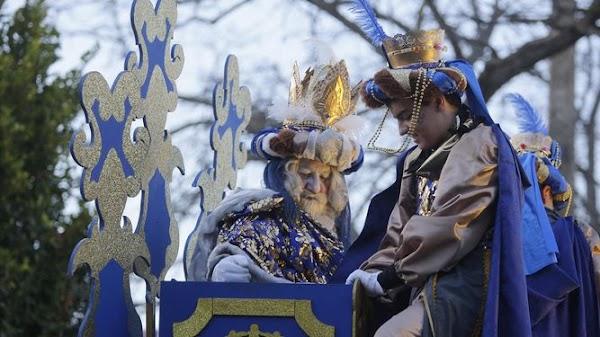 Horario e Itinerario Cabalgata de los Reyes Magos de San Fernando (Cádiz) 2019