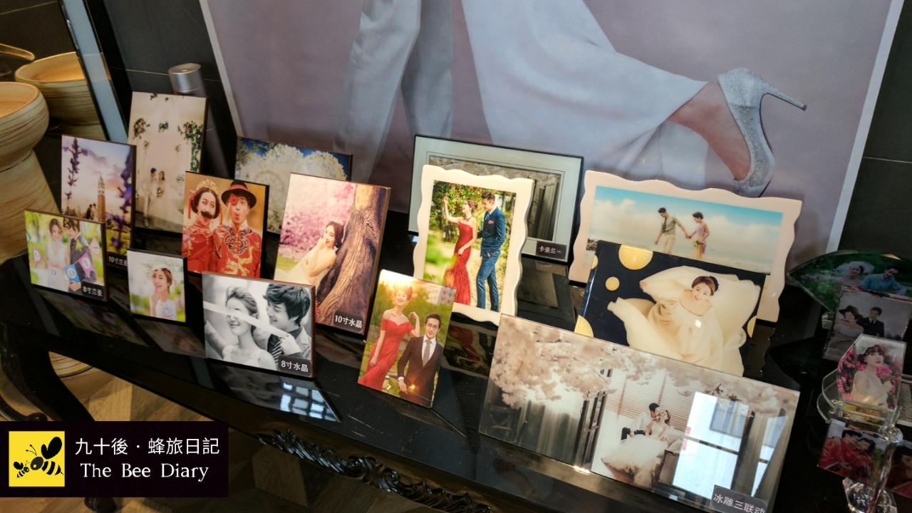 【婚紗攝影】選片修片過程大公開 上海婚紗攝影公司蔚藍海岸 - The Bee Diary
