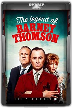 A Lenda De Barney Thomson Torrent DVDRip Dublado 2016