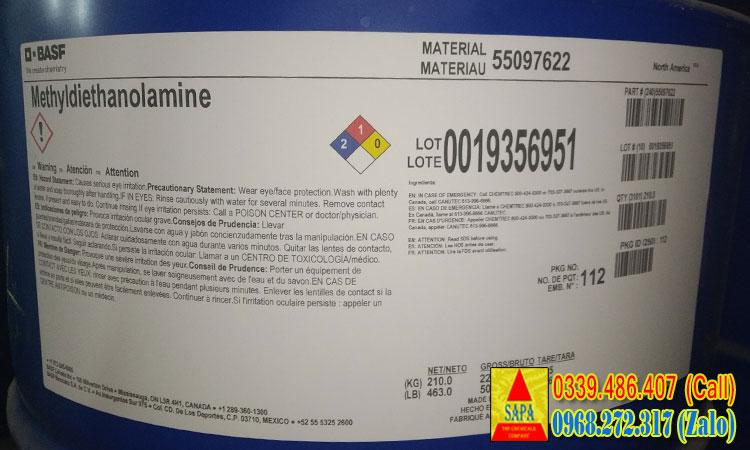 Methyl Diethanolamine (MDEA)