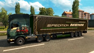 Menn Spedition trailer mod