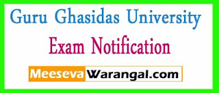 Guru Ghasidas University Assist Prof.JRF& DBT Builder Bio Tech Feb 2017 PostPoned Walk-In-Notification