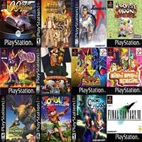 Kumpulan Game PS1 High Compressed Lengkap