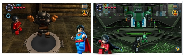 LEGO Batman: DC Super Heroes v1.05.1.935 Apk Mod + Data for android