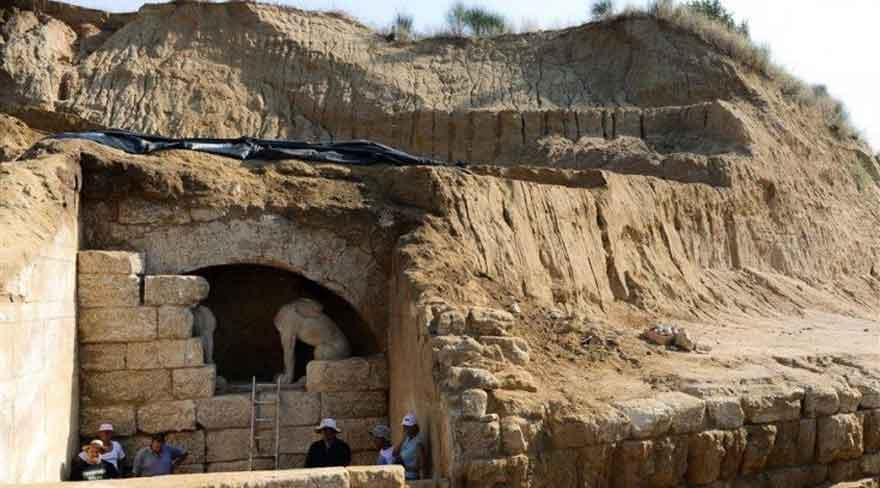 Greece runs out of money - Amphipolis archaeological study misses funding