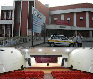 biggest hall in Aizawl