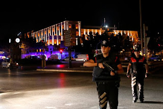 ", Turkey coup: Live updates as soldiers surrender while President Erdogan brands uprising ""treason"", Latest Nigeria News, Daily Devotionals & Celebrity Gossips - Chidispalace"