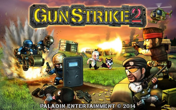 Gun Strike 2 Apk Mod (Unlimited Money)