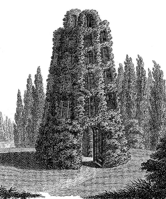 1836 topiary structure 1