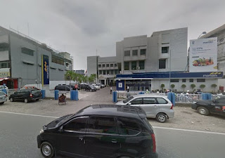 ATM MANDIRI Setor Tunai [CDM] BANDAR LAMPUNG