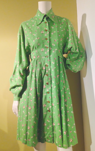 A Liberty London Sixties Dress